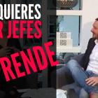 Si no quieres tener jefes, EMPRENDE (entrevista en Evas Urbanas) - Juan Merodio