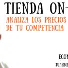 Monitoriza los precios de una TIENDA ONLINE a tiempo real - Juan Merodio