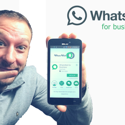 Probando WhatsApp Business…