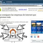 """Artículo: """"Cómo consiguen las empresas de Internet que compremos más"""" - Juan Merodio"""