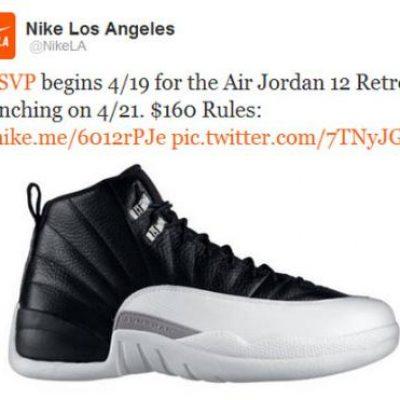 Nike Lanza un Nuevo Servicio de Reserva de Zapatillas vía Twitter