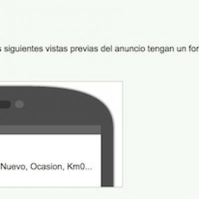 Cómo Crear Anuncios para Móviles en Google Adwords: Usos y Formatos