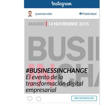 Activando los anuncios de Instagram vinculados con Facebook