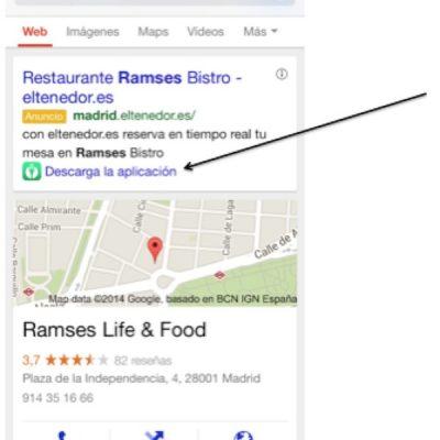 Google Adwords Móvil, para incrementar los clientes y descargas a tu App