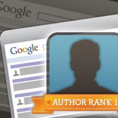 AuthorRank, Haz Que Tu Foto Aparezca en los Resultados de Google