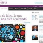"""Artículo: """"Burbujas de filtro, lo que Internet nos está ocultando"""" - Juan Merodio"""