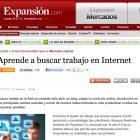 """Artículo: """"Aprende a Buscar Trabajo en Internet"""" - Juan Merodio"""