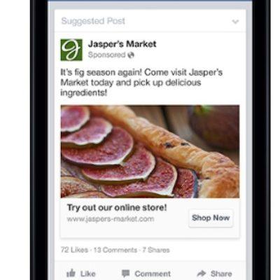 Facebook Añade en sus Anuncios Nuevos Botones de Llamada a la Acción