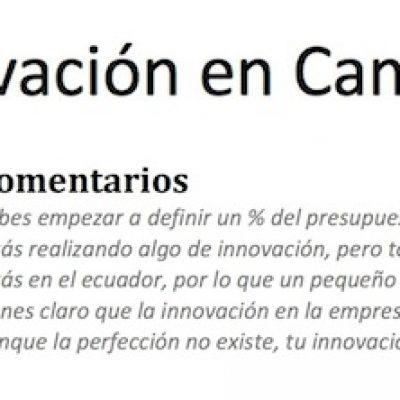 Checklist de Innovación Empresarial en Campañas Digitales