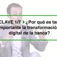 """Entrevista: """"Las 7 Claves de la Transformación Digital de la Banca"""" - Juan Merodio"""