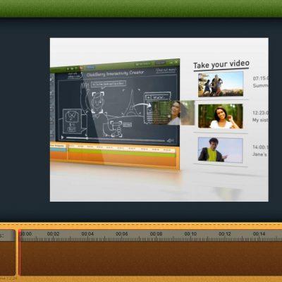 ClickBerry, una Herramienta para Crear Videos Interactivos