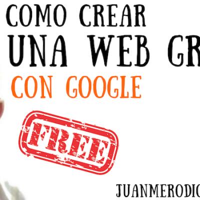 """Cómo crear una web gratuita con """"Mi Negocio de Google"""""""