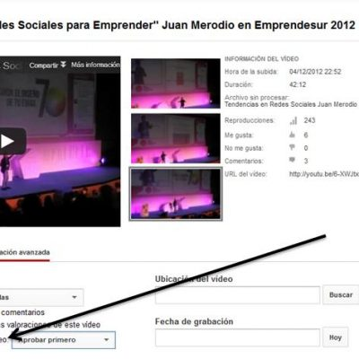Las Video Responses o Respuestas en Video en tu Canal de YouTube
