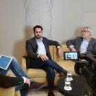 """""""El marketing político de hoy vs el de años atrás"""" con Gaspar Llamazares y Fernando del Páramo - Juan Merodio"""