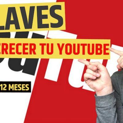 Haz crecer el canal de YouTube de tu negocio