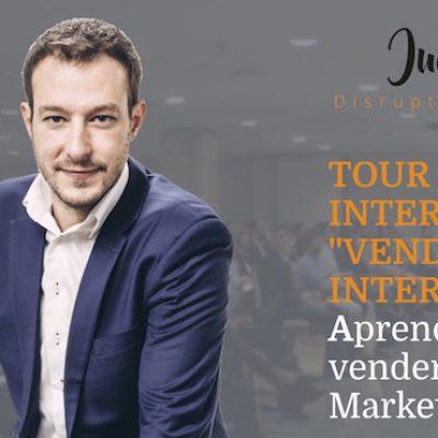 """Gira Internacional de talleres """"Vender más con Internet"""""""