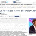 """Entrevista: """"No Hay Que Tener Miedo al Error, Sino Probar y Aprender del Nuevo Entorno"""" - Juan Merodio"""
