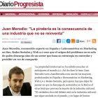 """Entrevista: """"La piratería es la consecuencia de una industria que no se reinventa"""" - Juan Merodio"""