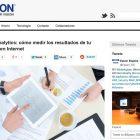 """Artículo: """"Digital Analytics: Cómo medir los resultados de tu empresa en Internet"""" - Juan Merodio"""
