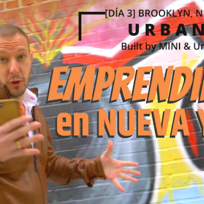 Emprendiendo en Nueva York con URBAN-X built by MINI and Urban.Us