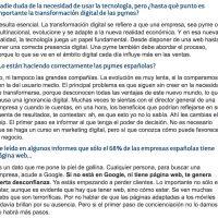 Entrevista: «Si una empresa no tiene página web, genera desconfianza» - Juan Merodio
