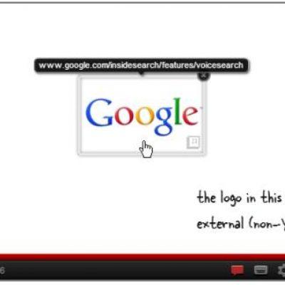 YouTube permitirá enlazar los videos publicados a Sitios Web Externos