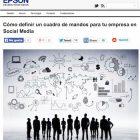 """Artículo: """"Cómo definir un cuadro de mandos para tu empresa en Social Media"""" - Juan Merodio"""