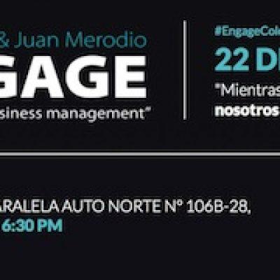 Evento en Colombia #EngageColombia: La digitalización de las empresas