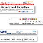 Caso de la aerolínea Delta y los perros muertos: las experiencias personales influyen en las ventas - Juan Merodio