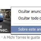 Facebook AdBoard, Descubre los Anuncios Que Te Están Mostrando y Bloquea los Que No Te Interesen - Juan Merodio