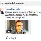Cómo Promocionar un Video con Facebook Ads - Juan Merodio