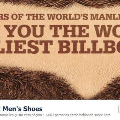 Bronx Shoes, Cómo una Empresa Ha Creado una Valla Interactiva con Facebook