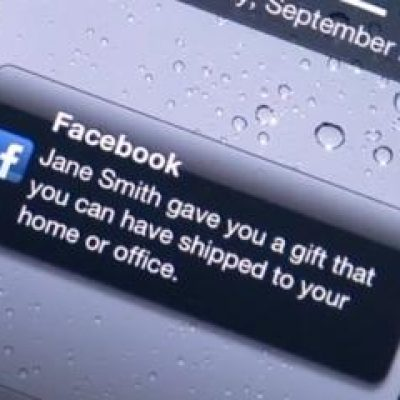 Facebook Gifts: nuevo Servicio de Ecommerce para Empresas en Facebook