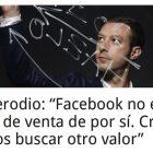 """Entrevista: """"Facebook no es un espacio de venta de por sí, debemos buscar otro valor"""" - Juan Merodio"""