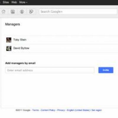 Novedades en Google+ para Empresas: posibilidad de varios administradores, nuevas notificaciones…