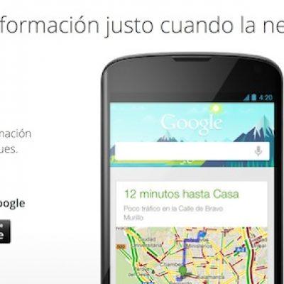 Google Now: qué es, para qué sirve y cómo influirá la web predictiva