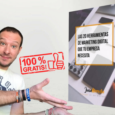 "Ebook GRATIS ""Las Herramientas de Marketing Digital para tu Empresa"""