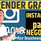 Aprende Instagram para el Marketing de los Negocios - Juan Merodio