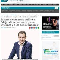 ¿Internet es el culpable de que los comercios vendan menos? - Juan Merodio