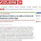 """Entrevista: """"Internet Toma el Relevo a la Calle a la Hora de Manifestarnos Contra Algo"""" - Juan Merodio"""