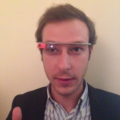 Probando las Google Glasses, Toda una Experiencia
