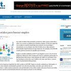 """Artículo: """"Redes sociales para Buscar Empleo"""" - Juan Merodio"""
