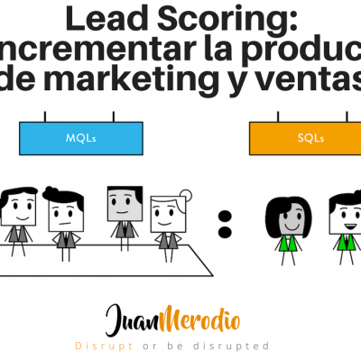 Lead Scoring: Cómo incrementar la productividad de marketing y ventas