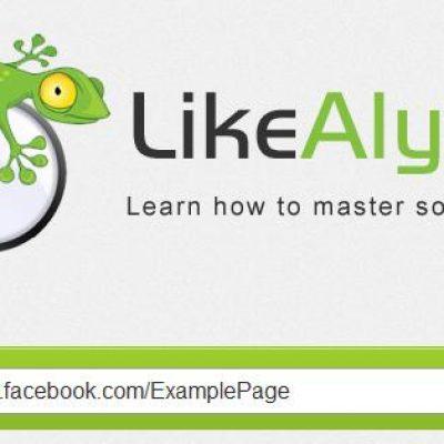 LikeAlyzer: analiza tu Fanpage de Facebook y la de tus competidores
