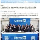 """Artículo: """"LinkedIn: ¿revolución o inutilidad?"""" - Juan Merodio"""