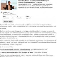 """""""LinkedIn como potencia de los departamentos de marketing y ventas"""" - Juan Merodio"""