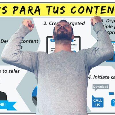 11 Tips de Marketing de Contenidos