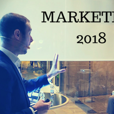 Marketing Digital para 2018