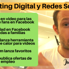 Marketing Digital y Redes Sociales: portadas en video para Facebook, herramienta de analítica de YouTube… - Juan Merodio