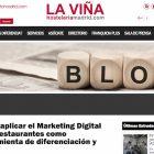 """Artículo: """"Cómo aplicar el Marketing Digital para restaurantes como herramienta de diferenciación y éxito"""" - Juan Merodio"""
